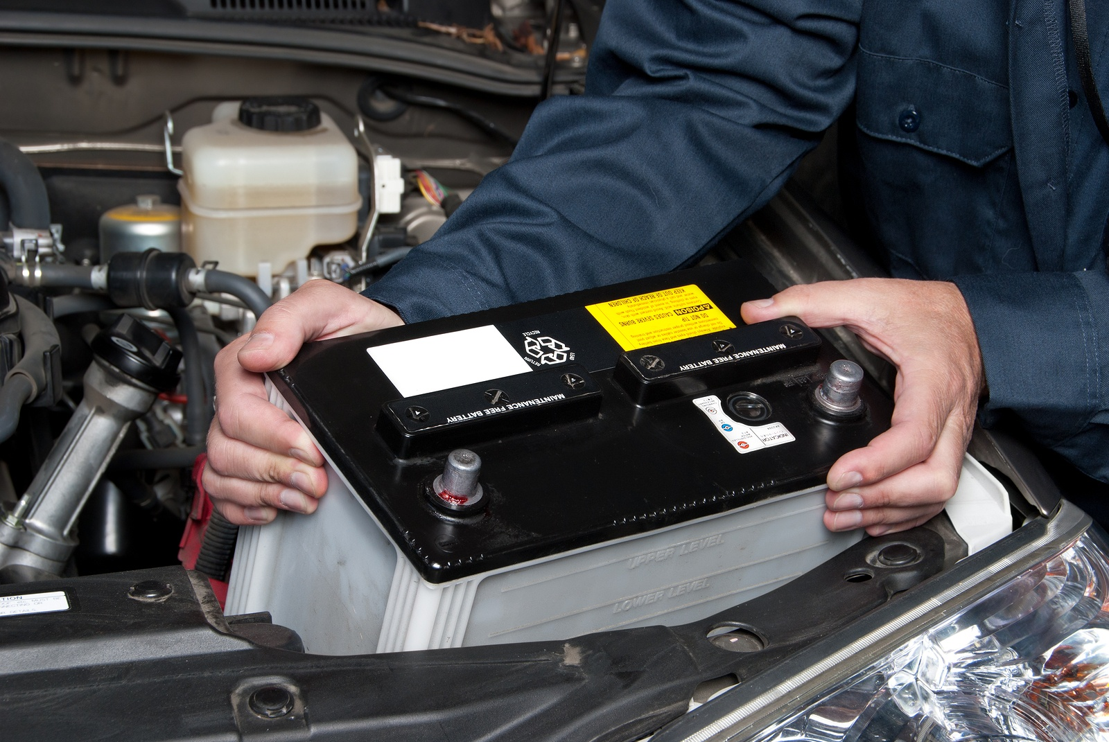 Genuine INFINITI Battery Replacement and Installation