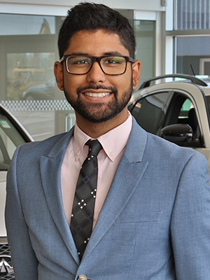 Spencer  Sankersingh