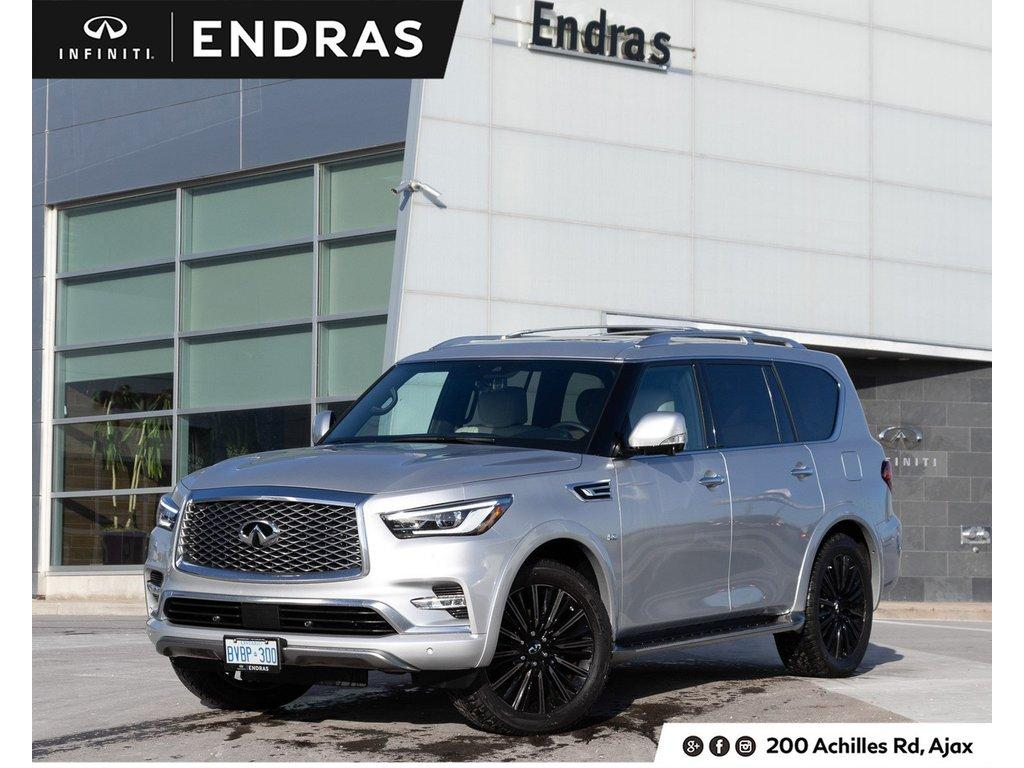 QX80 LIMITED Demo