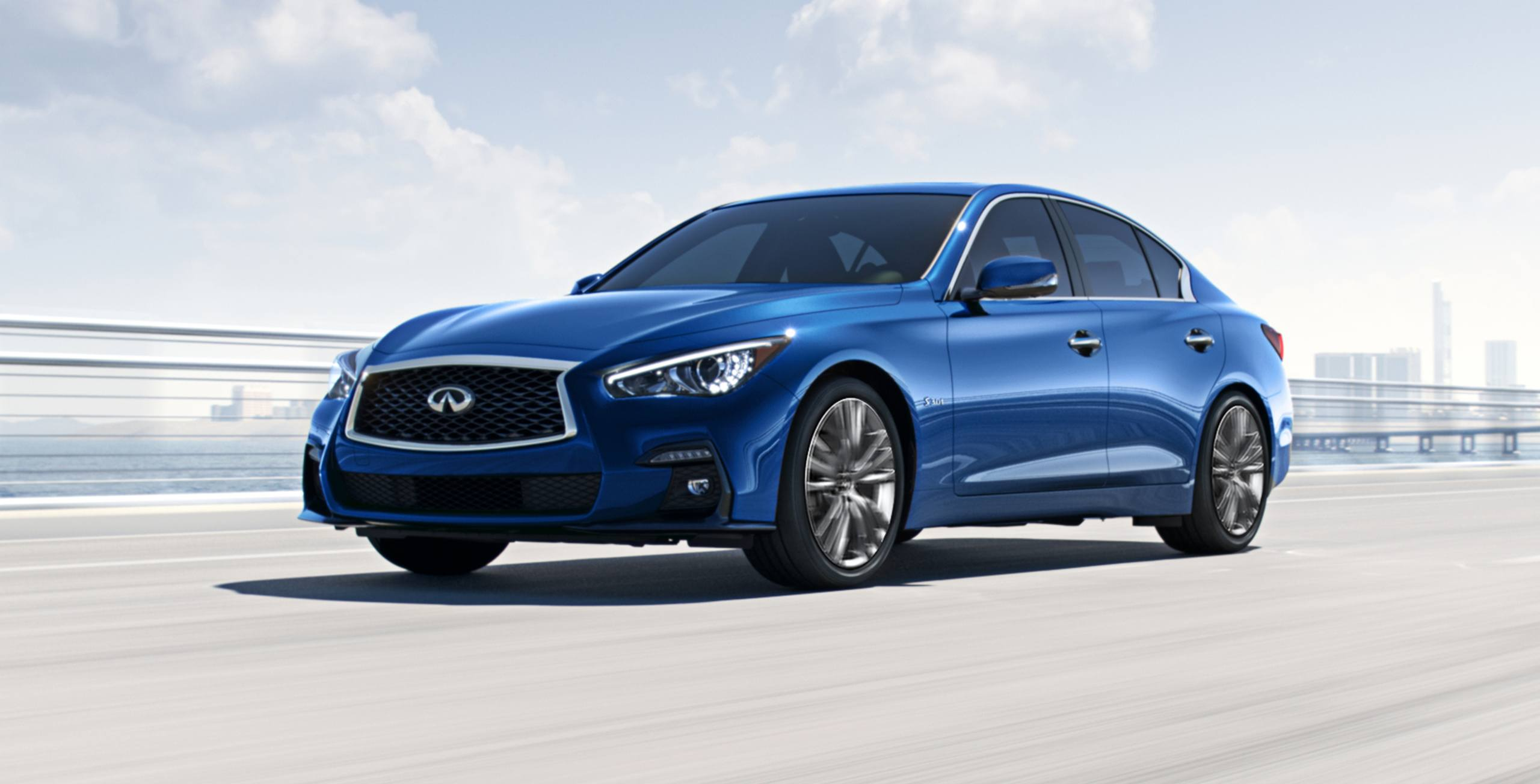 Q50 Signature Edition Demo