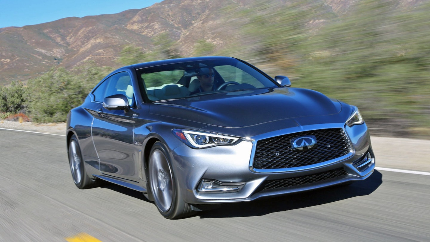 2019 Q60 AWD 3.0T LUXE