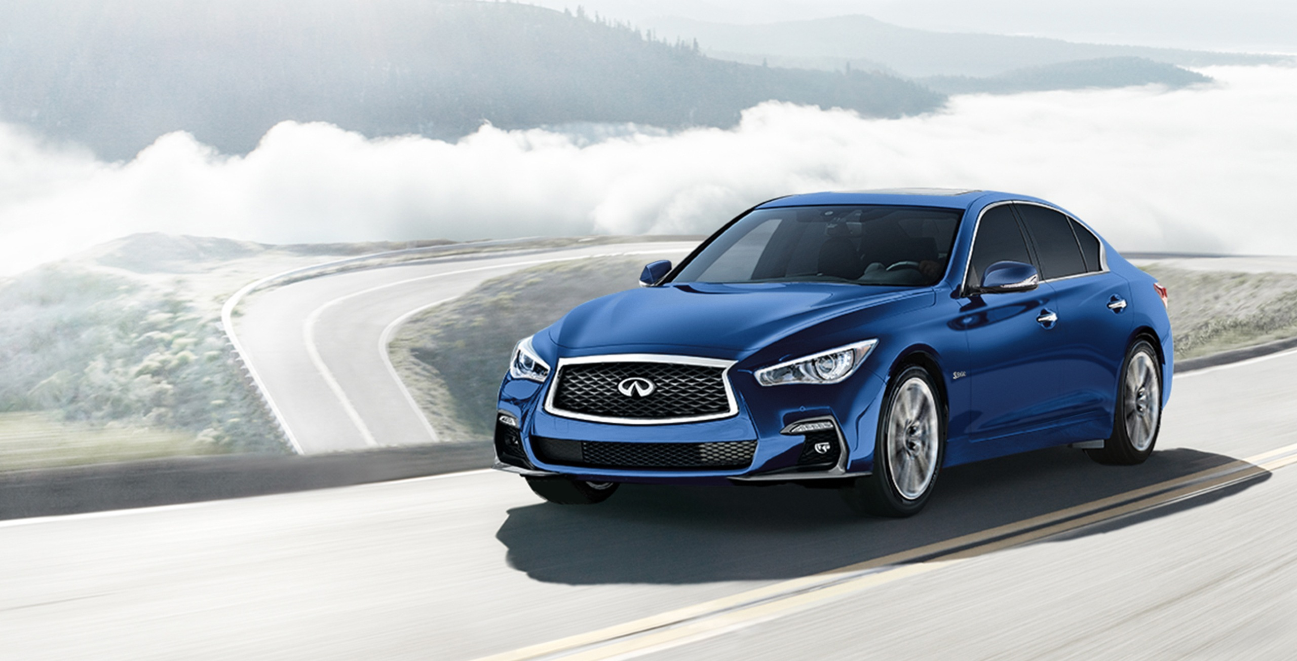 2019 Q50 AWD Signature Edition